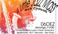 CORALUSP apresenta: A Little Jazz Mass