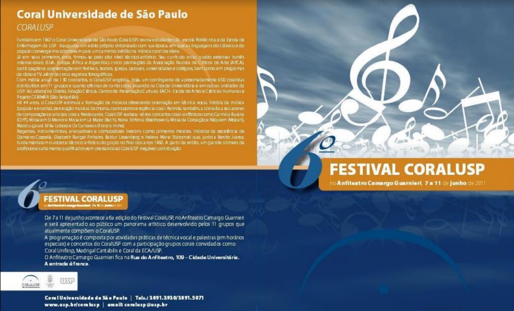 Música Coral Brasileira